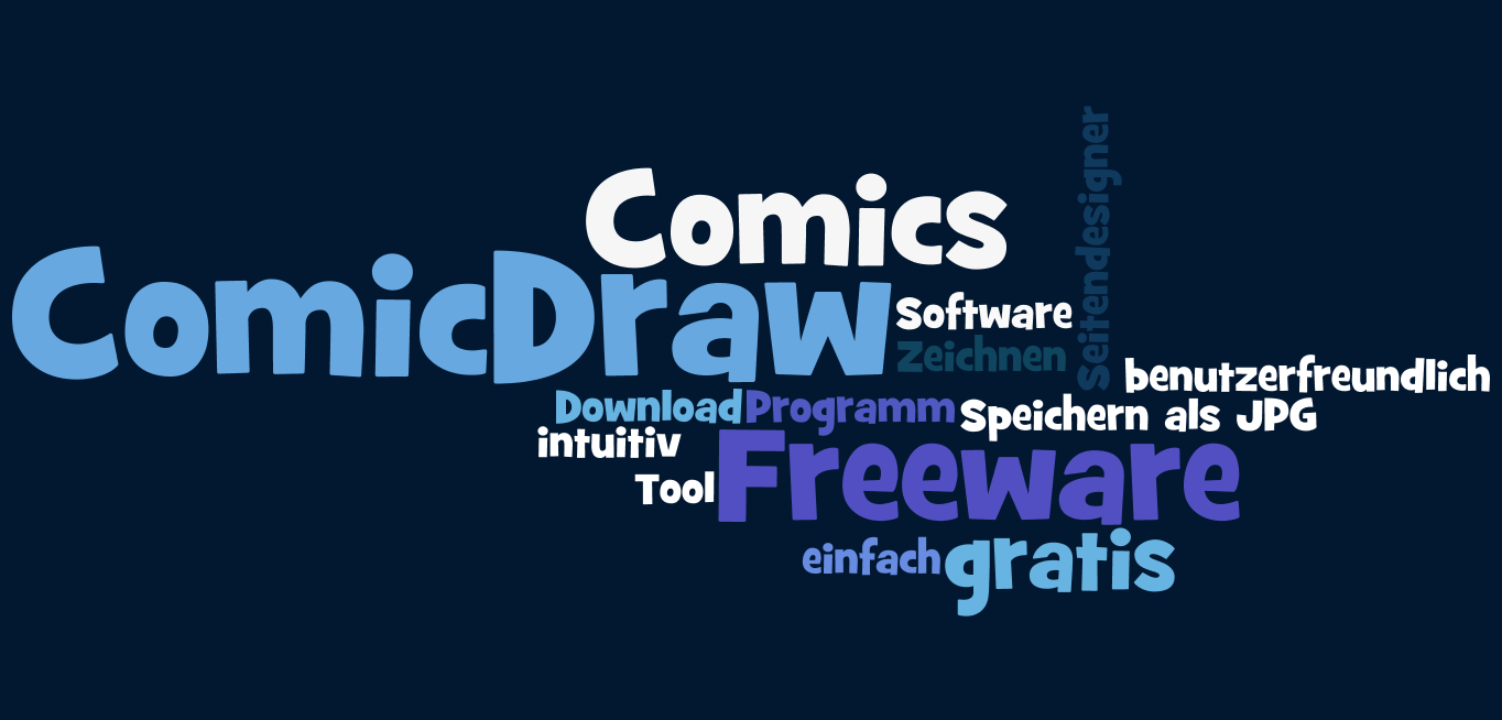 ... comics comic programm seitendesigner freeware download gratis